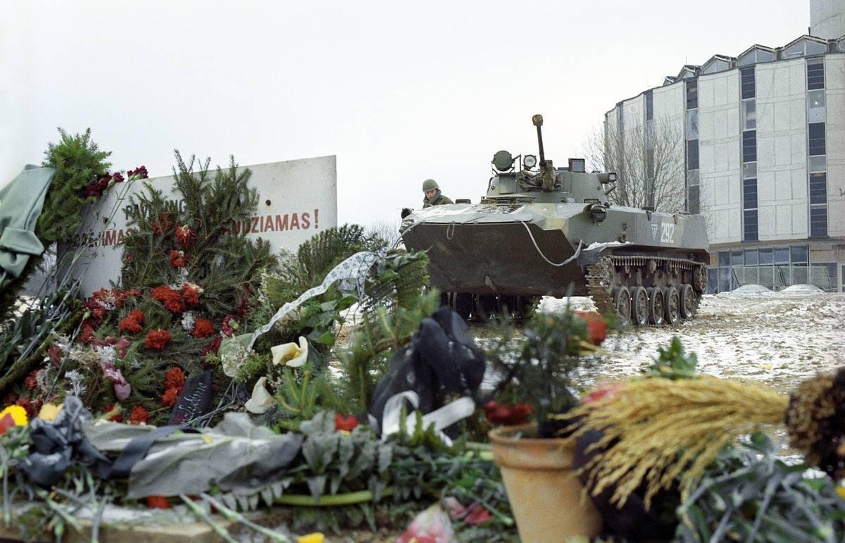 Вильнюс, 13 января 1991 года: как ренегаты и антисоветчики деморализовали защитников СССР история