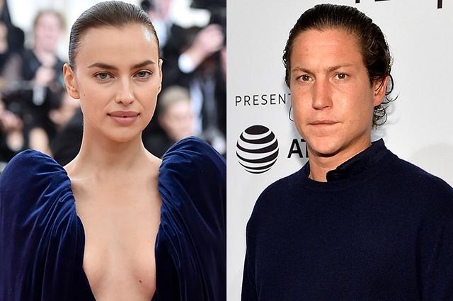 Ирина Шейк и Вито Шнабель замечены у дома модели в Нью-Йорке: фото Новости