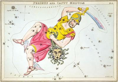 Как созвездия получили свои имена
