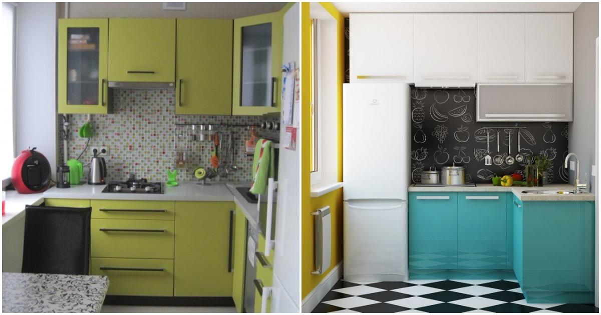 7 секретов создания комфорта на маленькой кухне