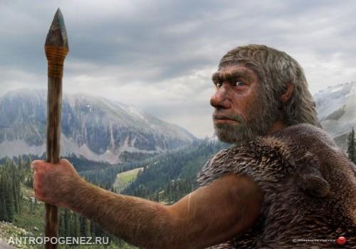 Неандертальцы: добавим огоньку