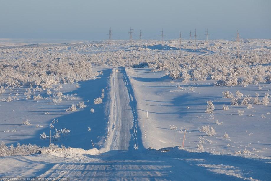 Что посмотреть мурманская область зимой