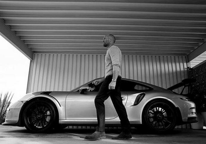 Автомобили, на которых ездят герои «Форсажа» Дуэйн Джонсон и Джейсон Стэйтем в реальной жизни