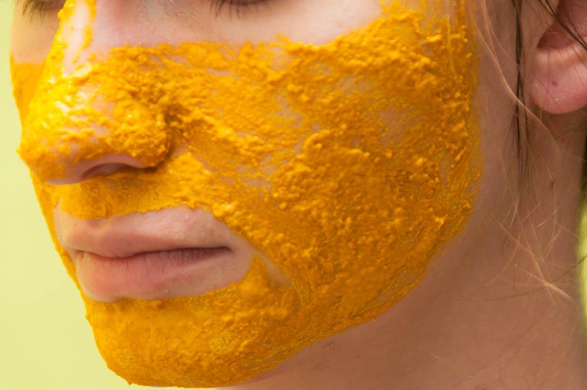 Индийская маска для лица минус 7 лет всего за 5 дней.