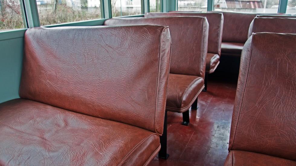 ГАЗ-03-30 сидения
