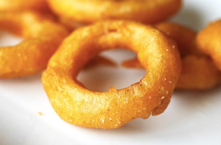 Луковые кольца: почему у вас они не получаются