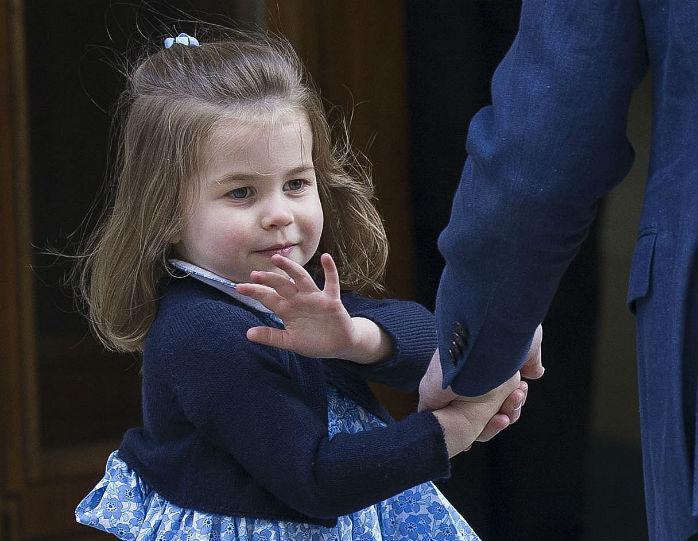 Дочь принца Уильяма и Кейт М…