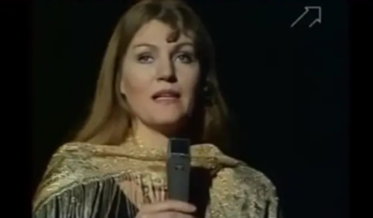 Анна Герман и Лев Лещенко «Эхо любви» Песня года — 1977 … Ничего кроме восхищения 70,песня