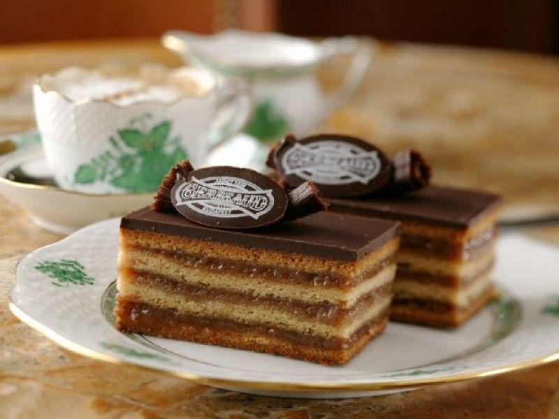 Картинки по запроÑу zserbo cake