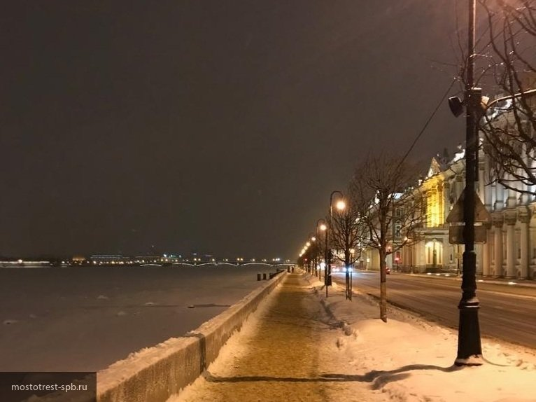 Спасатели предупредили петербуржцев о похолодании до минус 20 градусов