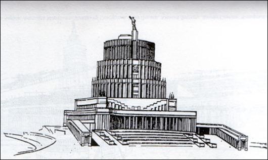 Дворец Советов: забытый символ коммунизма