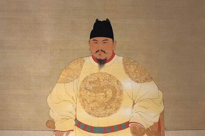 Император Чжу Юаньчжан./Фото: img.fb.ru