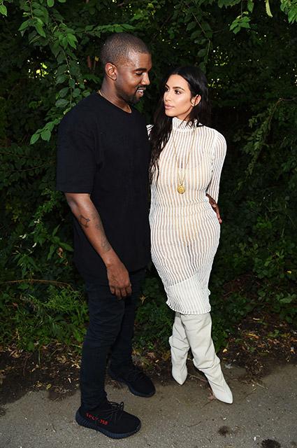 """Инсайдер рассказал о проблемах в отношениях Ким Кардашьян и Канье Уэста: """"Ей нужно больше свободного пространства"""" Звездные пары"""
