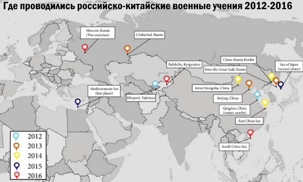 Что будет, если Россия и Китай объявят о военном союзе официально. Все последствия