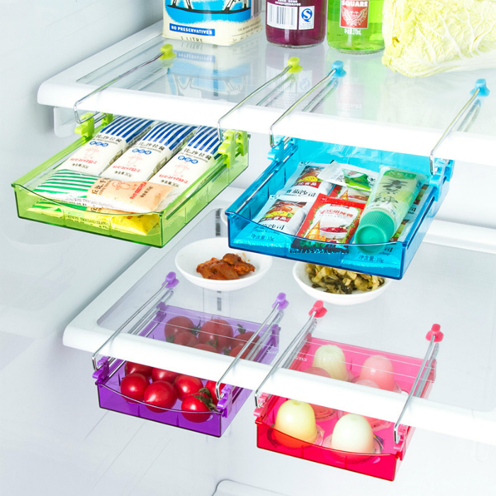 Подвесные контейнеры для холодильника.