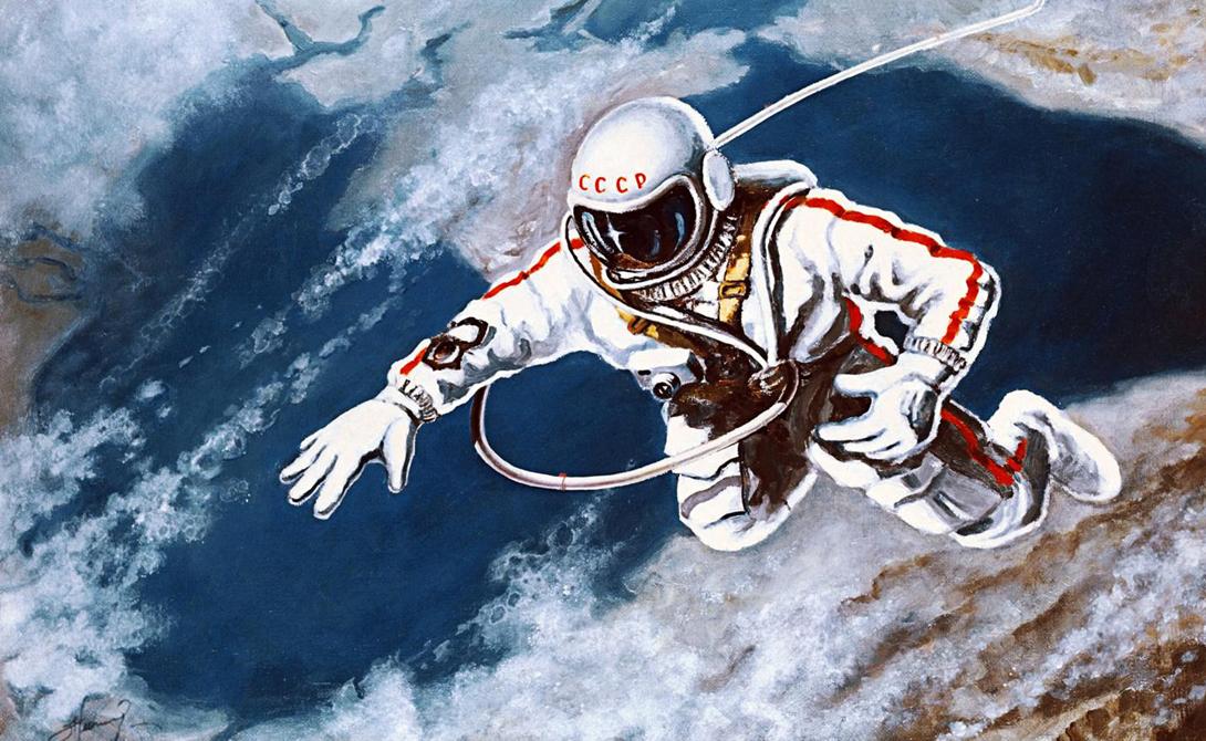 Кто на самом деле был на Луне первым