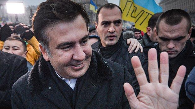 Пашинский: Саакашвили не име…
