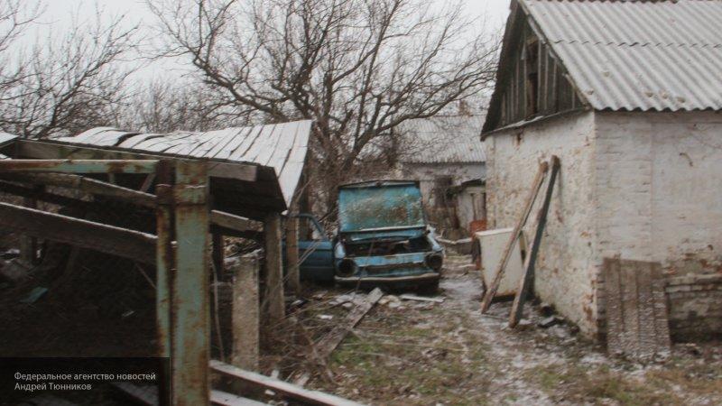 ВСУ обстреляли склад гуманитарной помощи МККК в Донбассе