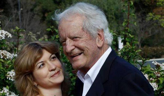 Как актер «Санта-Барбары» женился на русской поклоннице, которая моложе его на 43 года