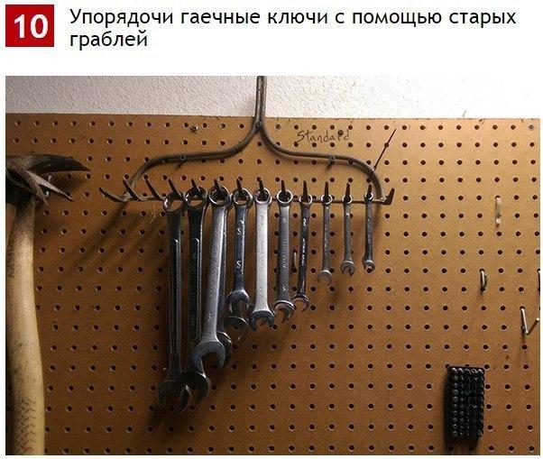 10 лайфхаков с инструментами, о которых не знает даже твой отец