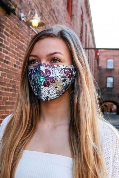 Шьём удобные защитные маски своими руками