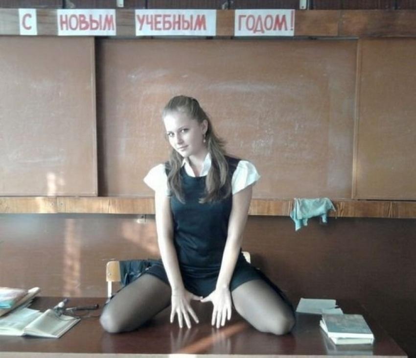 А девочка созрела. Школьницы современной России.