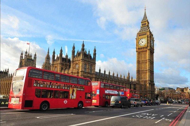 8. Лондон города, европа, красивые, самые