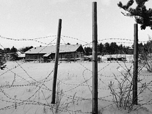 Вековой холод острова Мудьюг гражданская война