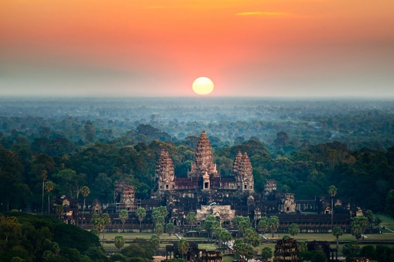 14. Камбоджа: гражданство от $245 000 Стоимость, вид на жительство, внж, деньги, паспорт, страна, факты, цена