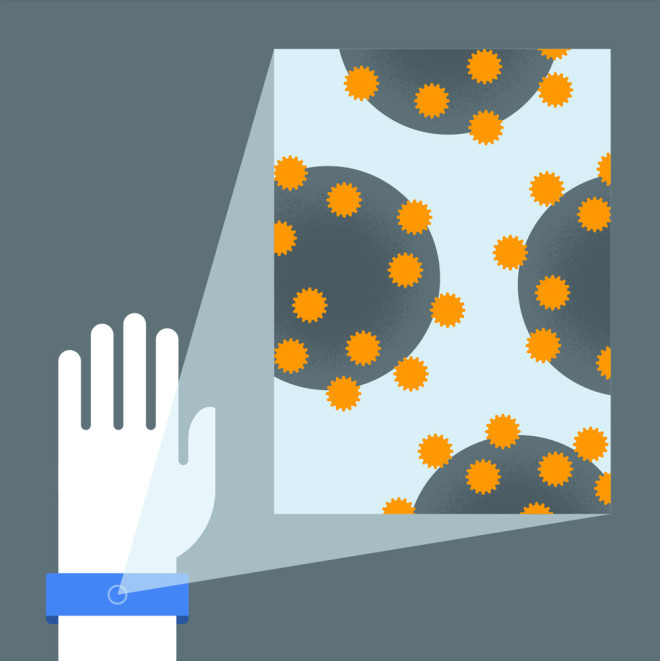 Google создает высокотехнологичную таблетку для диагностики рака