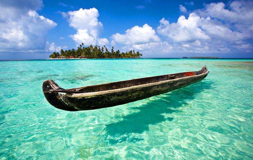 10. Собачий остров, Панама красота, пейзажи, природа