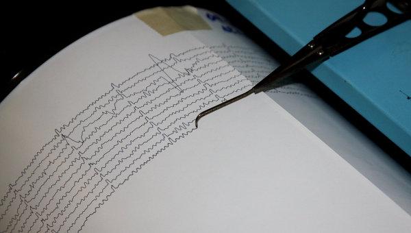 Землетрясение магнитудой 5,1 произошло у берегов Камчатки