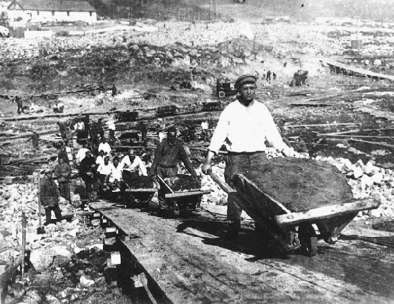 Как собирались средства на сталинскую «индустриализацию»
