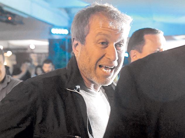 Полиция Швейцарии подозревает Абрамовича в связях с криминалом