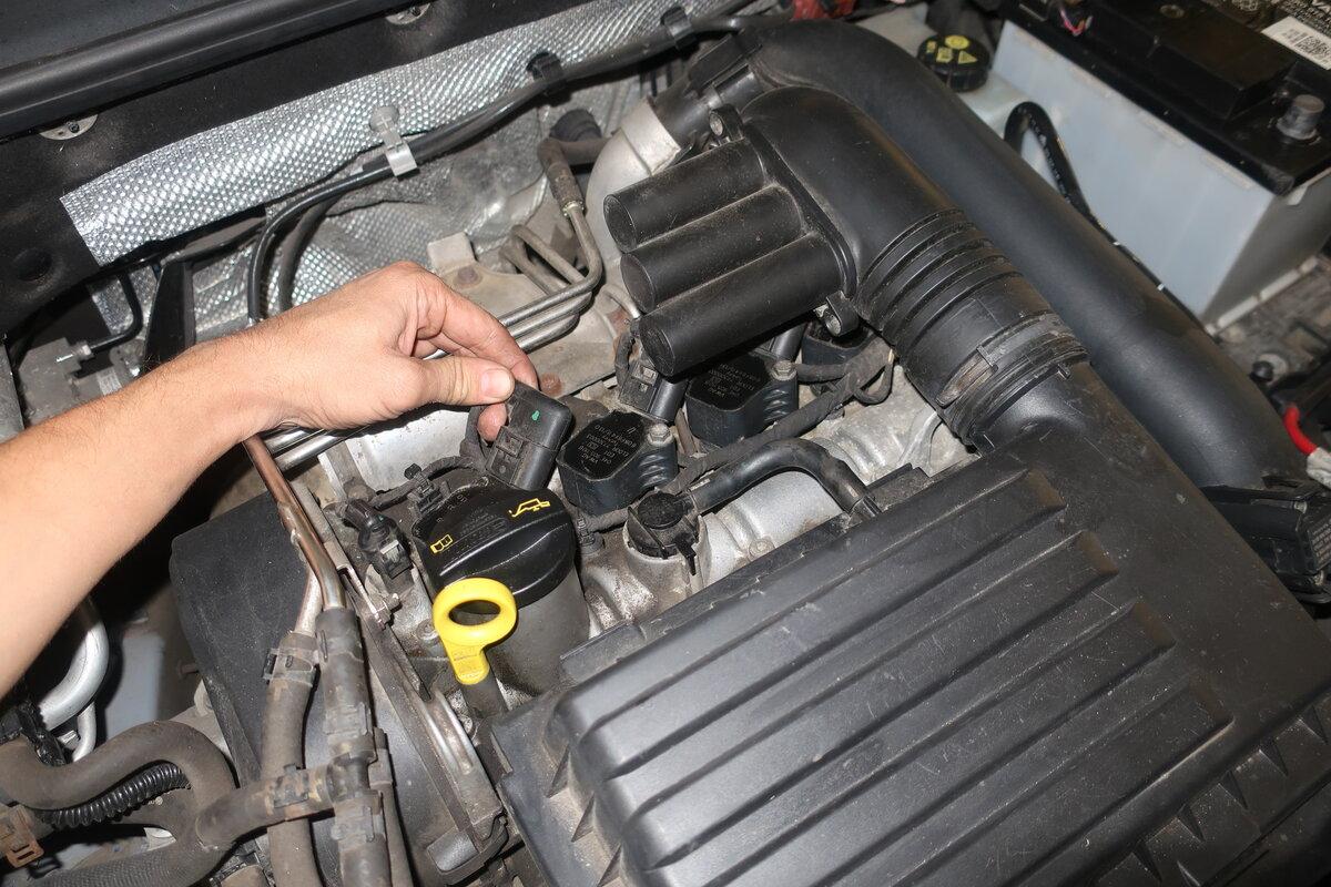 Быстрый способ определить нерабочий цилиндр в двигателе