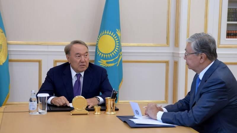 Добровольная и досрочная. Всё ли благополучно с отставкой Назарбаева? геополитика
