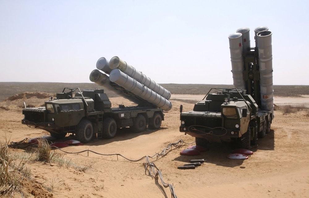 С-300 в Сирии: теперь мы будем видеть израильские аэродромы