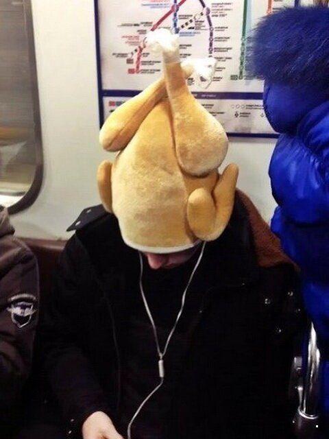 Чудаки из метро