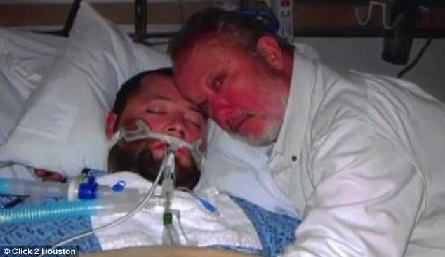 Отец несколько часов с оружием в руках отстаивал право сына на жизнь... и случилось чудо