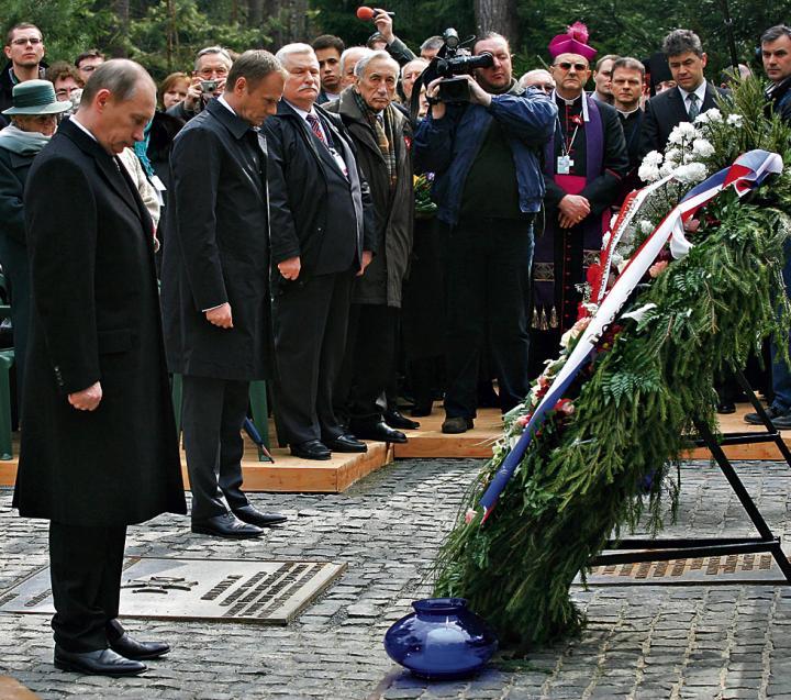 """Путин и """"Благодарность"""" Польши!"""