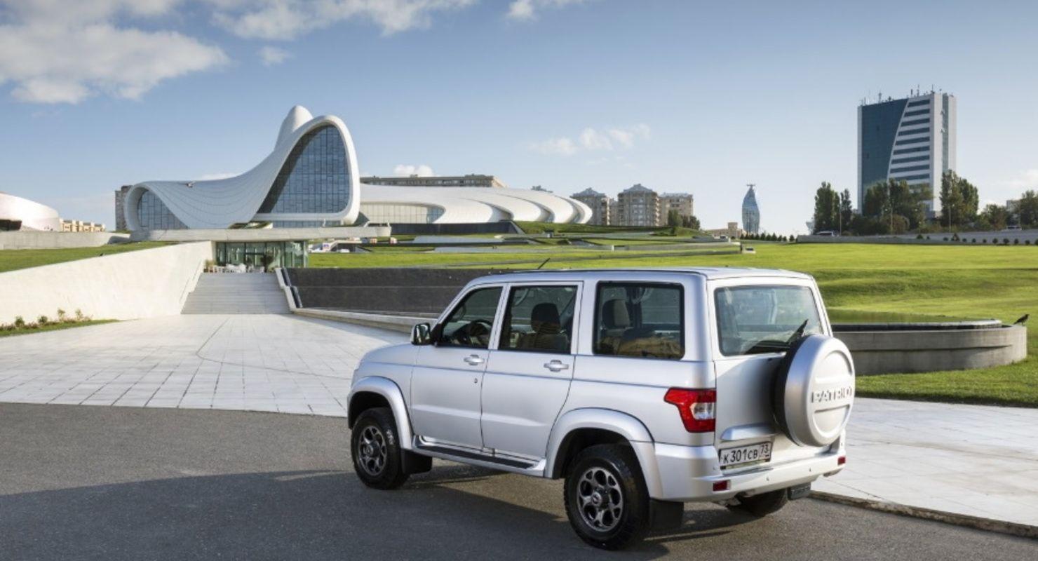 В США оценили УАЗ «Патриот» Автомобили