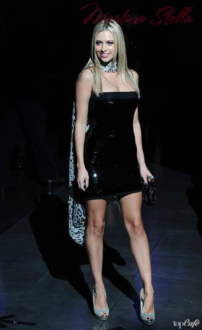 Красивые итальянские актрисы: Martina Stella