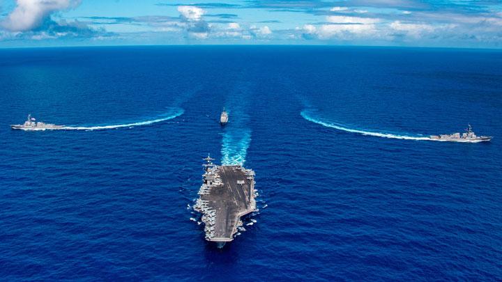 С кем готовится воевать Китай?
