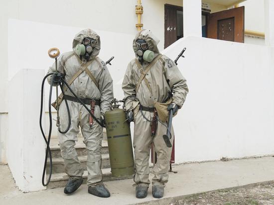 Военные медики помогут гражданским в борьбе с коронавирусом