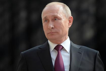 Шоу с мультяшным Путиным обругали