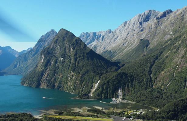 Богатые американцы собираются пережить апокалипсис в Новой Зеландии