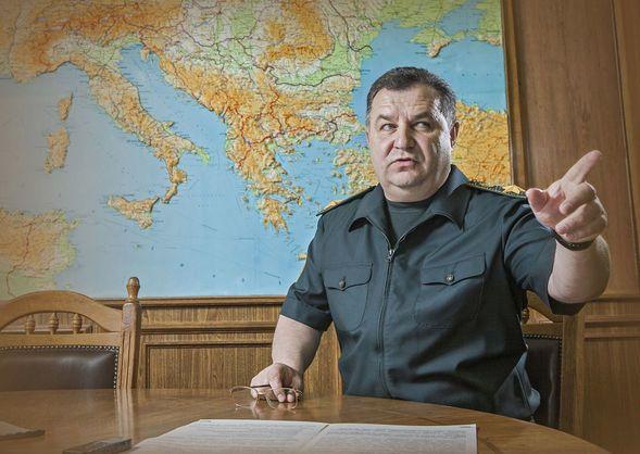 Полторак рассыпался в комплиментах США — без их помощи Украине ничего бы не удалось