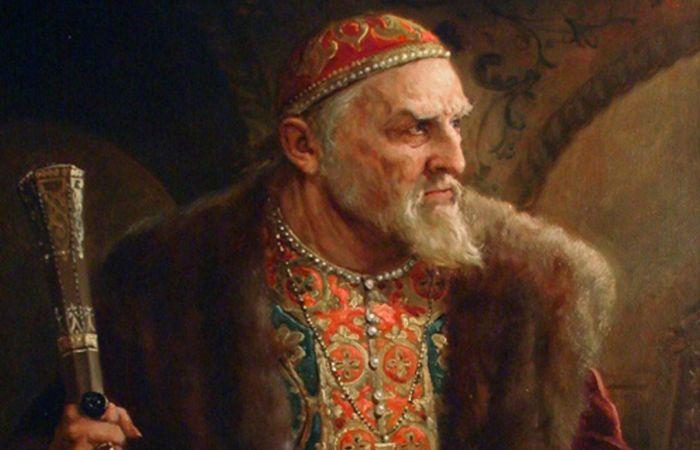 Иван Грозный и его жены