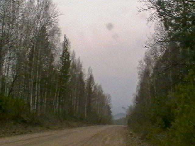 НЛО. Дорога на Тальяны