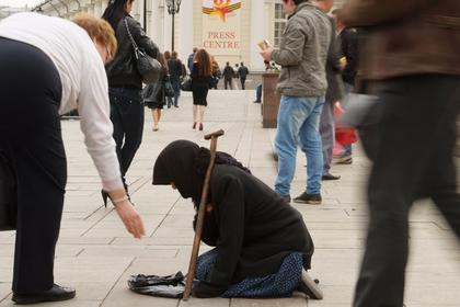 В России стало меньше бедных